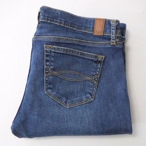Abercrombie & Fitch A&F Jeans Size 4 Long Boot Cut